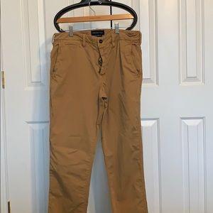 American Eagle Original Straight Khaki Pants
